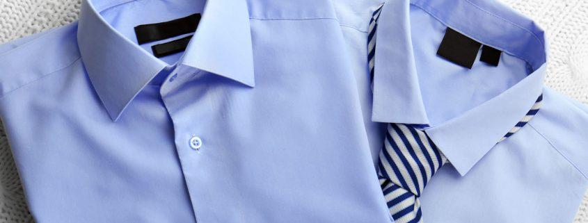 Skjorteservice - rens og vask af skjorter